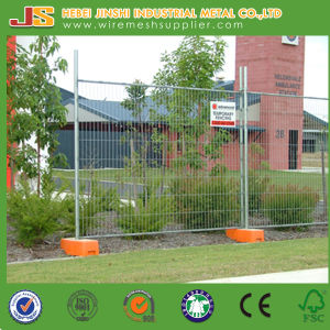 Galvanized Steel Temporary Fence Panel pictures & photos