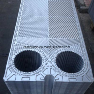 Titanium, Hastelloy High Temperature Resistance Plate for Alfa Laval Equivalent Plate pictures & photos