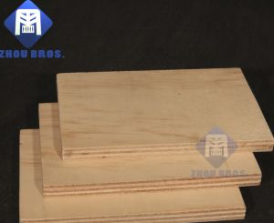 Outdoor Construction Plywood (without painted or film)
