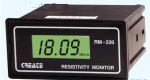 RM-220 Resistivity Meter for RO Water Purification System pictures & photos
