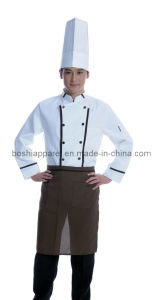 Comfortable Chef Uniform in 2014 (WU07) pictures & photos