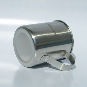 Single Wall Stainless Steel Coffee Cup Travel Cup Promotional Cup pictures & photos