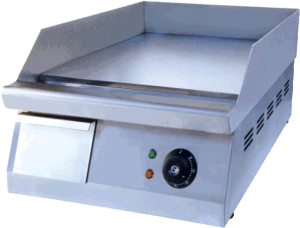 Counter-Top Stainless Steel Gas Griddle pictures & photos