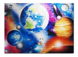 2015 Popular 3D Lenticular Puzzle pictures & photos