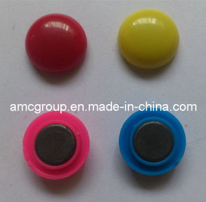 Low Price Plastic Coated Magnet (MB-06) pictures & photos