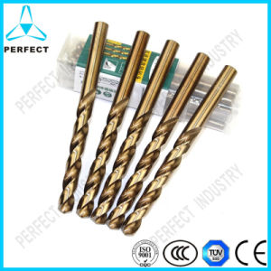 High Quality HSS Twist Drill Bits pictures & photos