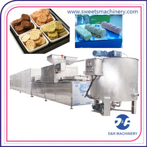 Oat Processing Machine Automatic Oat Bar Forming Line pictures & photos