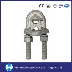 Pole Line Hardware Galvanized Loop Dead End Clamp pictures & photos