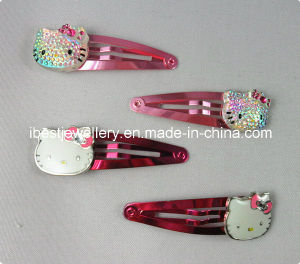 Fashion Hair Accessories-Hello Kitty Hair Clips Sets for Children pictures & photos