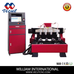 CNC Rotary Engraving Machine CNC Machinery (VCT-7090R-4H) pictures & photos