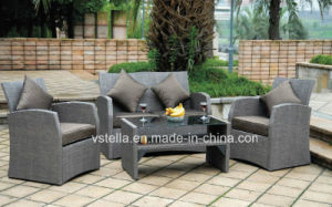 All Weather Outdoor Garden Testil Sofa Set pictures & photos