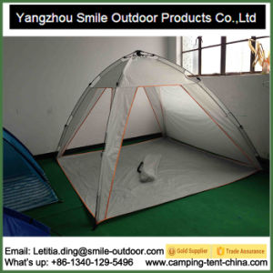 3 Person Active Leisure Dome Automatic Umbrella Beach Tent pictures & photos