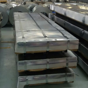 0.18mm Dx51d+Z Galvanized Corrugated Steel Roofing Sheet in Coil pictures & photos