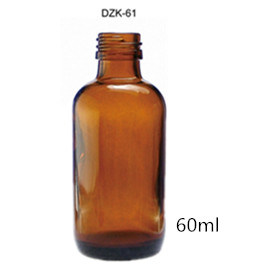 60ml Amber Glass Bottles/Oral Liquid Bottles pictures & photos
