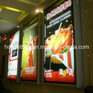 Aluminum Frame and LED Light Box for Menu Board pictures & photos