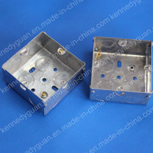 Metal Junction Box for Wire pictures & photos