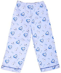 Boy′comfortable Pajama Suit Make of 100%Cotton Flannel pictures & photos