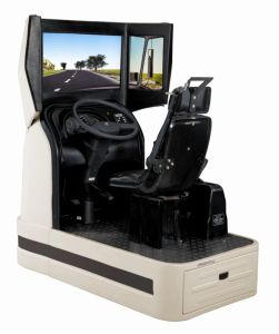 Right Hand Driving Simulator
