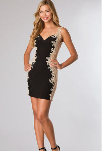 Homecoming Short Evening Dresses (ED14014) pictures & photos