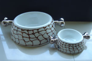 Porcelain Dog Bowl pictures & photos