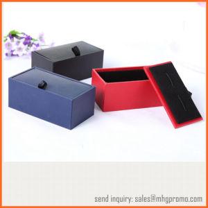 Bespoke Cardboard Cufflink Box pictures & photos