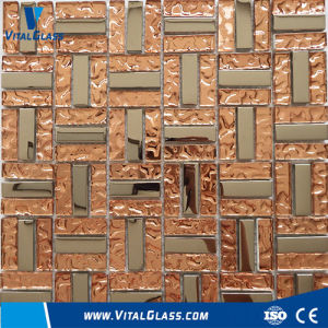 Colored Decorative Glass Mosaic for Floor Decoration pictures & photos