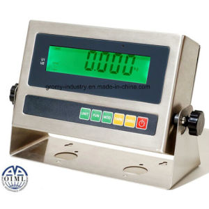 EU Standard Weighing Indicator with OIML Approval pictures & photos