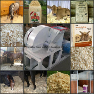 Factory Price Wood Shaving Machine for Animals Bedding pictures & photos