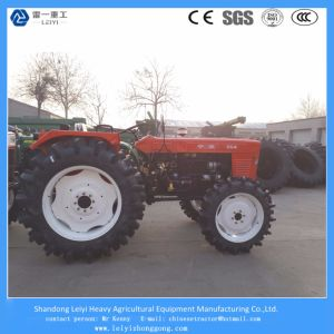 Agricultural Multi-Functional Wheeled Farm Tractors 55HP pictures & photos