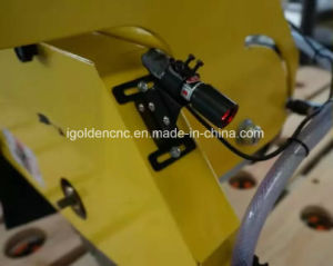 Automatic Granite Polishing Machine for Kitchen Worktop pictures & photos