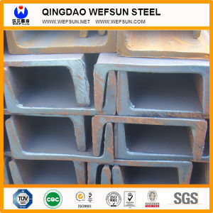 Steel Structure Q235B 5.8m Length U Channel Beam pictures & photos