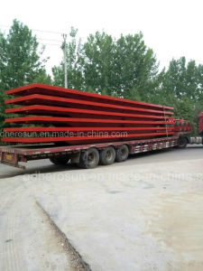 30 Tons Heavy-Duty Platform Trailer pictures & photos