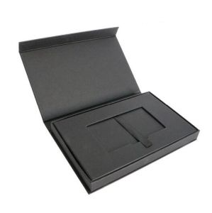 Special Design Black Business Name Card Packaging Boxes pictures & photos