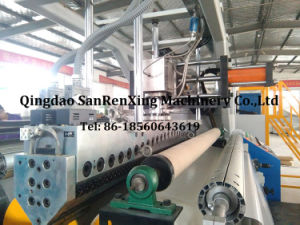 TPU EVA Extrusion Lamination Coating Machine for Fabric pictures & photos