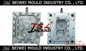 Customized Plastic Injection Washing Machine Spare Part Mould pictures & photos
