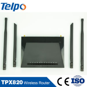 Dual Tr069 and Snmp 3G HSDPA Long Range Wireless Modem pictures & photos