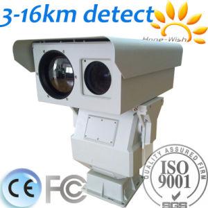 10km Long Range PTZ Infrared Nightvision Surveillance Thermal Imaing Camera pictures & photos