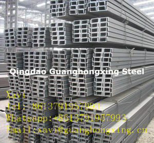 DIN Standard Channel Steel, Steel Channel pictures & photos