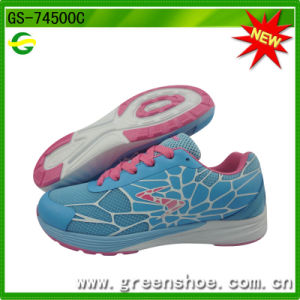 New Design Popular China Lady Sport Footwear (GS-74500) pictures & photos