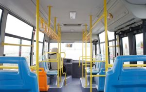 Small City Bus 20+1 Seat pictures & photos