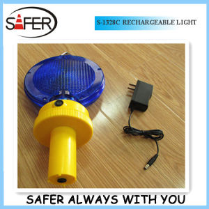 Rechargeable Traffic Warning Light S-1328c pictures & photos