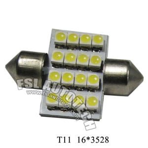 CREE LED Lighting Bulb for Car T11 C5w pictures & photos