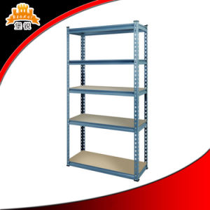 Warehouse 4-Layer Storage Shelf with Good Quality pictures & photos