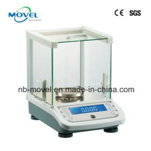 500g 0.001g Load Cell Laboratory Balance Precision Scale pictures & photos