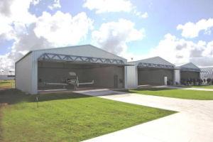 Economic Prefabricated Steel Structure Airplane Hangar pictures & photos