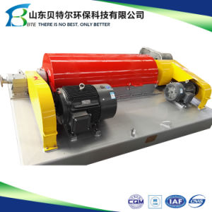 Horizontal Centrifuger/Decanter for Sludge Dewatering Use pictures & photos