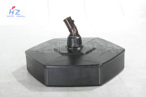 Hz-Dz31 Plastic Base Can Injet Water Fit for Garden Umbrella Base Outdoor Umbrella Base Parasol Base Patio Base Sun Umbrella Base pictures & photos