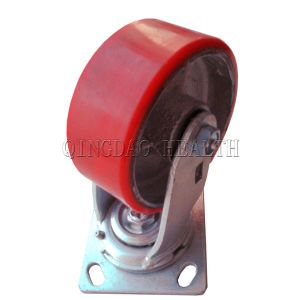 "3.5"" TPR Swivel Caster pictures & photos"