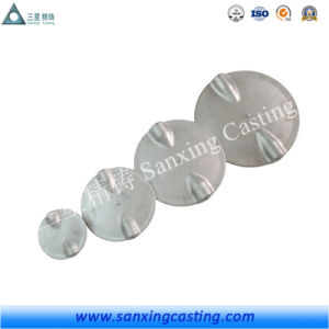 Stainless Steel Casting Valve Plate for Butterfly Valve Customized pictures & photos