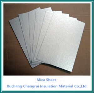 Xuchang Chengrui High Thermal Insulation Mica Sheet pictures & photos